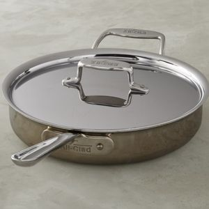 All-Clad 3QT Sauté Pan